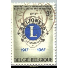 1967 50 years of Lions Clubs International
