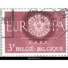1960 Europe – Spoked Wheel