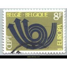 1973 Europe Post Horn