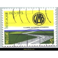 1973  50 year anniversary Vlaamse automobilistenbond