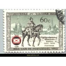 1966  Belgian philatelists