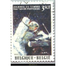 1972  Day Stamp  Apollo 15