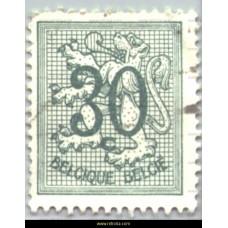 1957 Digit on heraldic lion 30
