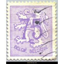 1966  Digit on heraldic lion 75