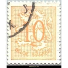 1951  Digit on heraldic lion 10