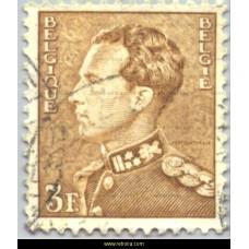 1951  King Leopold III 3 Fr