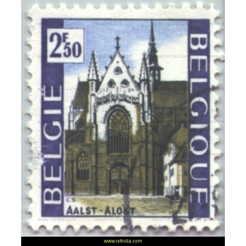 Stamp 1971  Tourism Alost