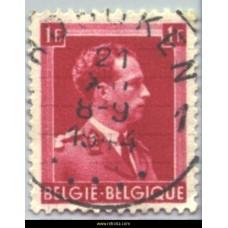 1941  King Leopold III 1 Fr
