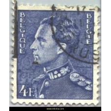 1950  King Leopold III (Poortman) 4 Fr
