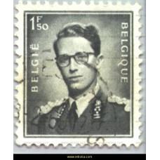 1953  King Baudouin 1.50