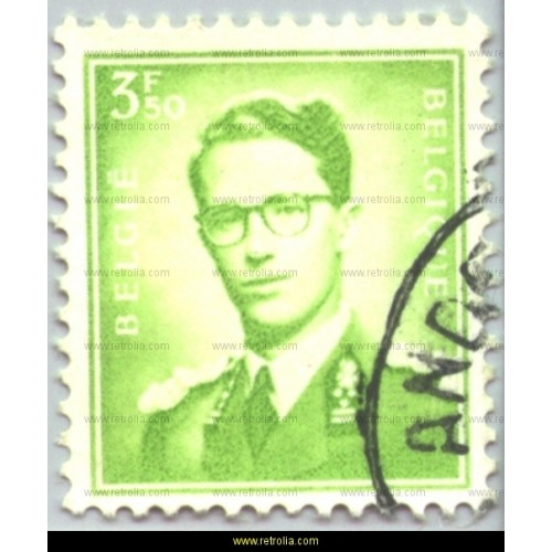 Stamp 1959  King Baudouin 3.50