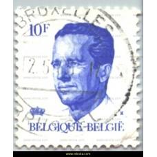 1982  King Baudouin (Velghe) 10 Fr