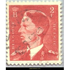 1953  King Baudouin 2 Fr