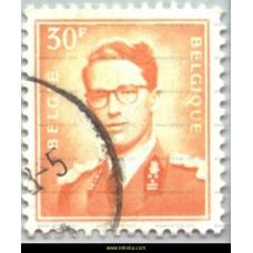 1958  King Baudouin 30 Fr