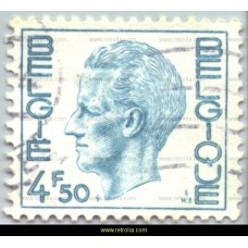 1976 King Baudouin (Elström) 4.50