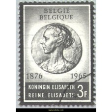 1965 Death of Queen Elisabeth
