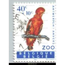 1962 Antwerp Zoo II Birds 40+10 Fr