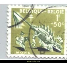 1959 Folklore III 1+50 Fr