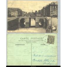 Lille - La Basse Deule et l'Hôpital Général