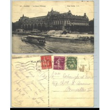 Paris - La Gare d'Orsay