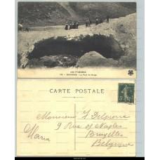 Les Pyrénées - Gavarnie - Le Pont de Neige