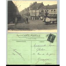 Roubaix - Place Nadaud et Grande rue