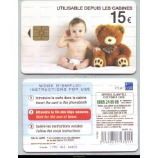 Intercall - Bébé 15 €