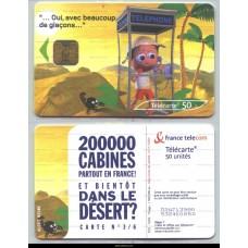 Les Moments Critiques: 3 Desert 10/02